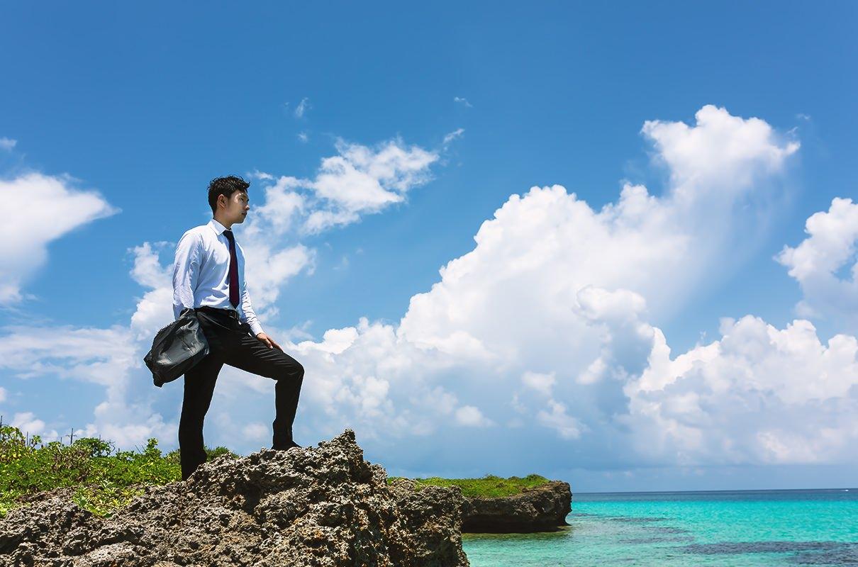 仕事を辞める理由は、知的好奇心が止まらないからです。
